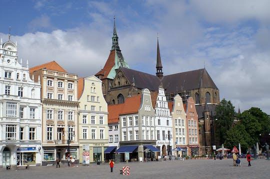 Tour privato di Rostock della città e dei suoi dintorni