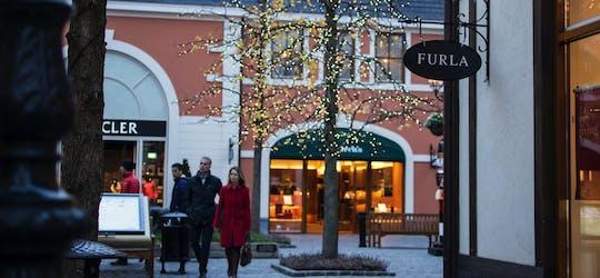 Магазинов в Рурмонде дизайном розетки с частного транспорта из Амстердама