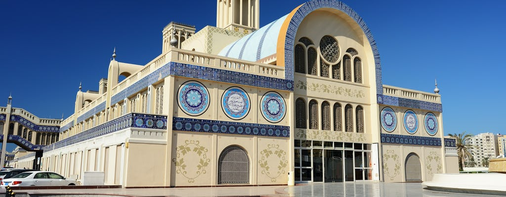 Visite guidée d'une demi-journée de Sharjah en espagnol