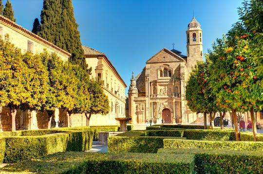Úbeda y Baeza desde Granada