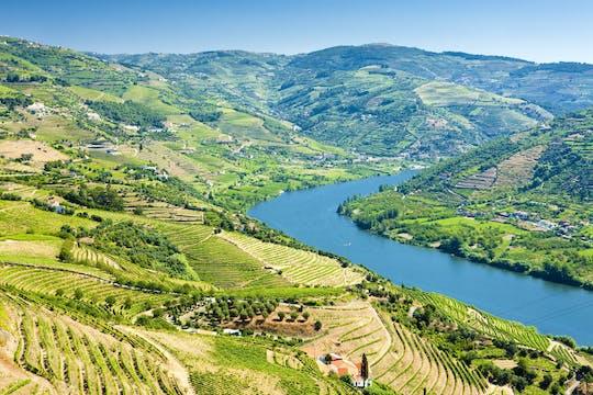 Excursão de dia inteiro no Vale do Douro 4x4 com degustação de vinhos