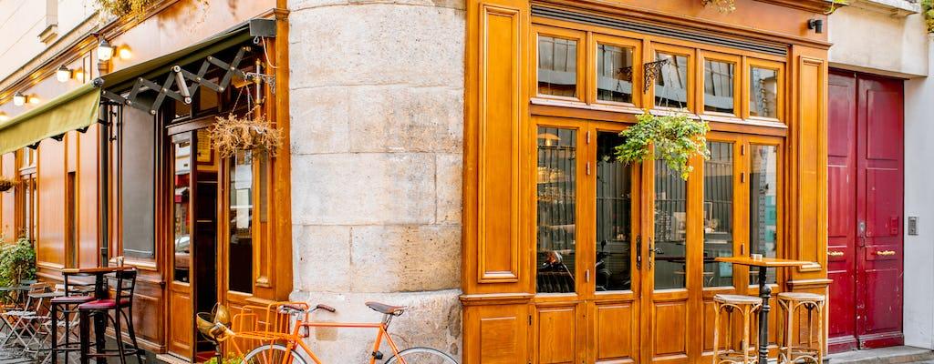 Tour a piedi nel quartiere alla moda di Le Marais