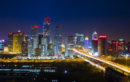 Traslado de e para o Aeroporto Internacional da Capital Pequim