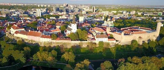 Excursão a pé privada da cidade velha de Tallinn