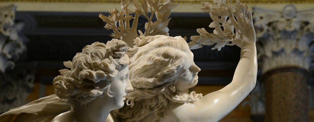 Tour of the Borghese Gallery and its gardens