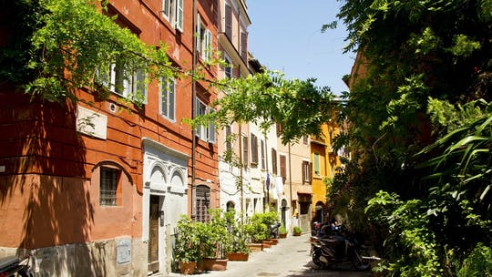 Heart of Rome walking tour