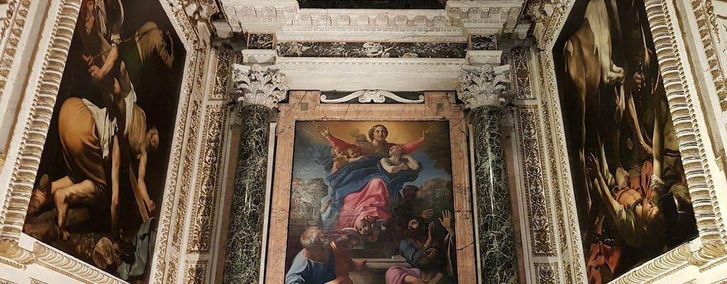 Recorrido a pie siguiendo los pasos de Caravaggio
