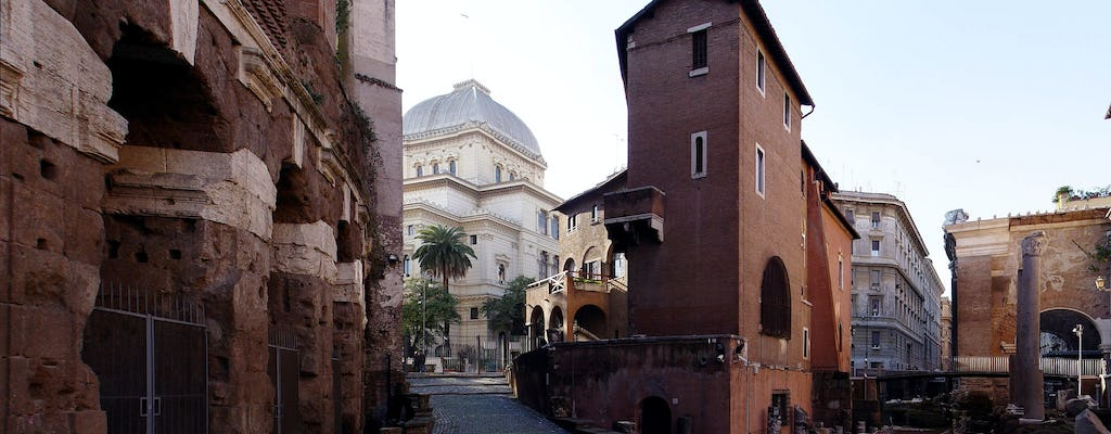 Private walking tour through Trastevere and the Jewish ghetto