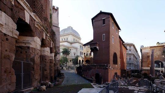 Visite à pied privée à travers Trastevere et le ghetto juif