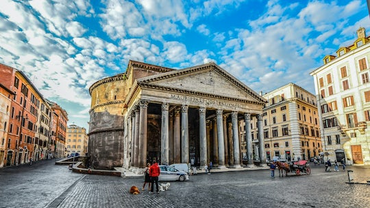 Private walking tour of Rome's hidden gems