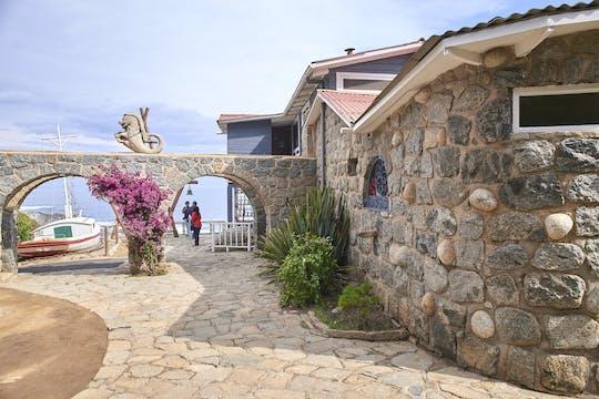 Viña del Mar and Pablo Neruda's House in Isla Negra