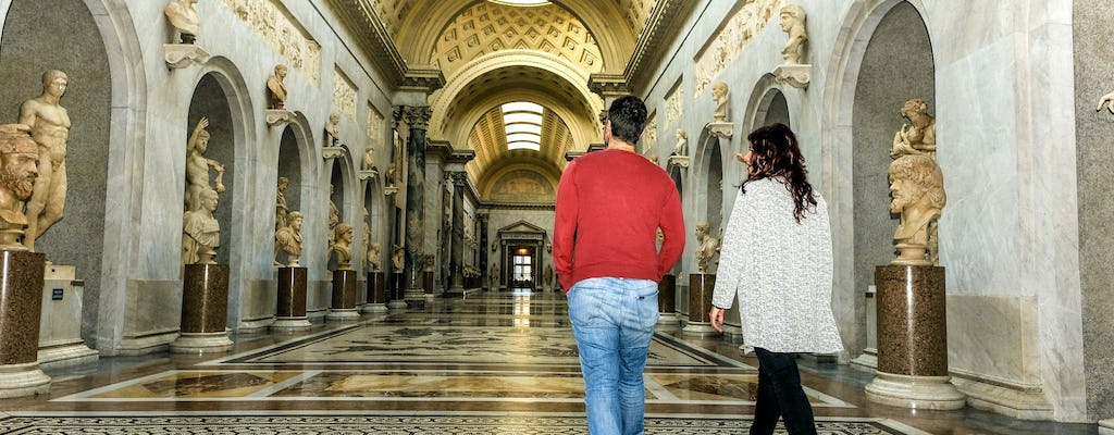 Vatican Museums early-bird private tour