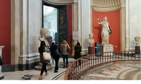 Visita privada sin colas a San Pedro y los Museos Vaticanos