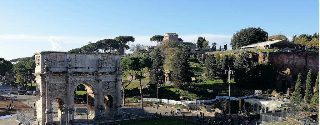 Sistine Chapel and Colosseum touch and go private tour