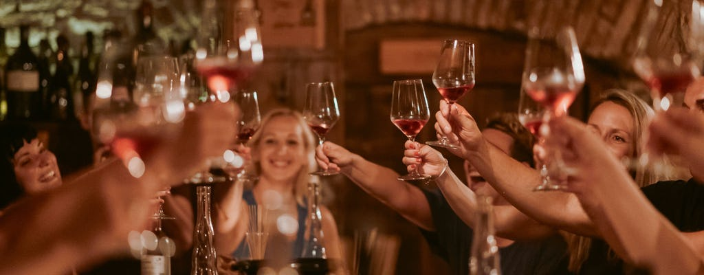 Degustazione di vini a Lubiana