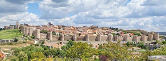Tour naar Avila vanuit Salamanca met drop-off in Madrid