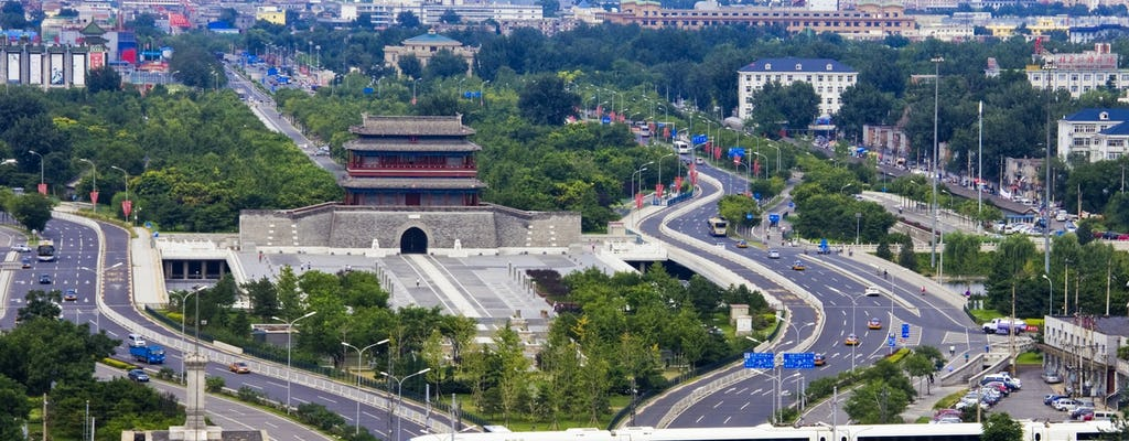 Private transfer to and from Beijing Daxing International Airport