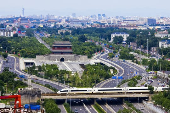 Transferência privada de e para o Aeroporto Internacional de Pequim Daxing