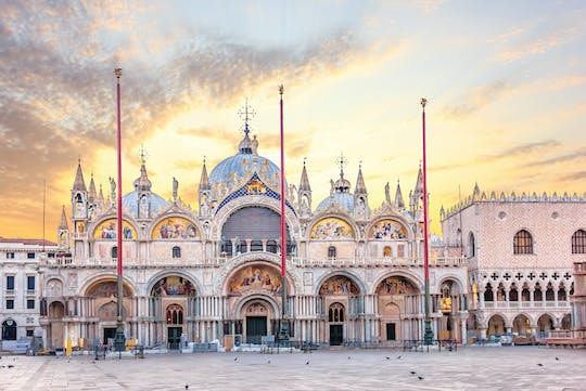 Doge's Palace and Saint Mark's Basilica tour