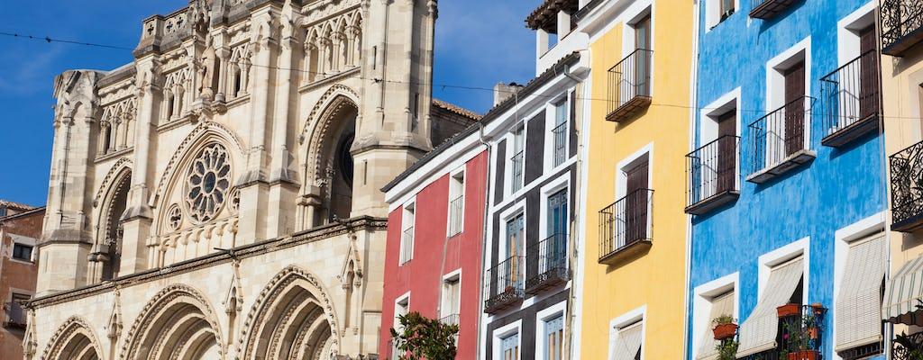 Excursión de día completo a Toledo y Cuenca desde Madrid