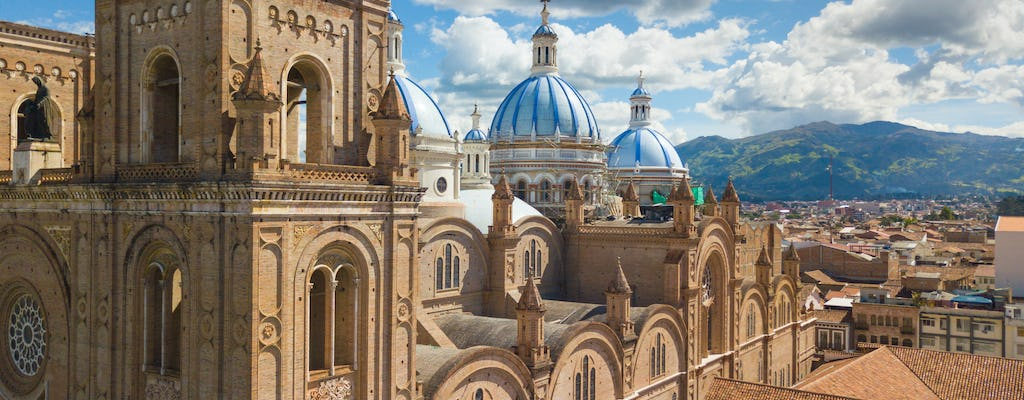 Cuenca half-day city tour