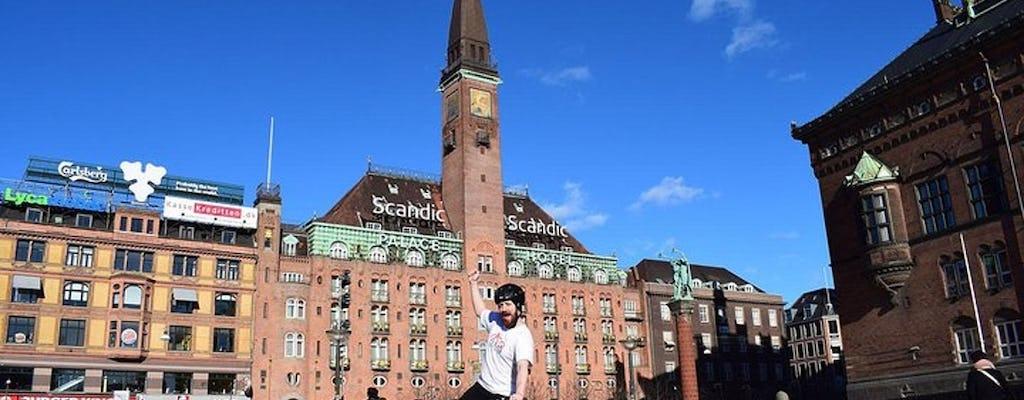 Ciclo como un vikingo por Copenhague