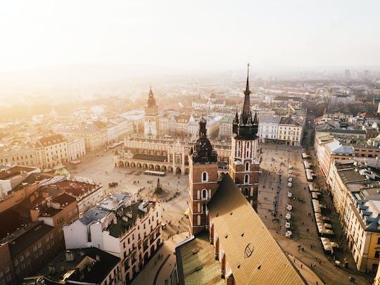 Krakow Card com entrada para a Fábrica de Schindler