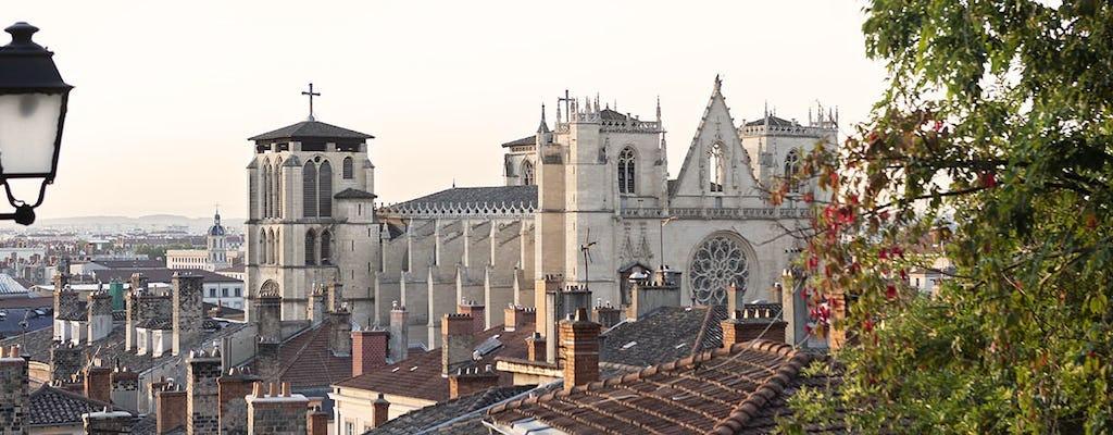 Prywatna wycieczka po tajnych przejściach Starego Lyonu