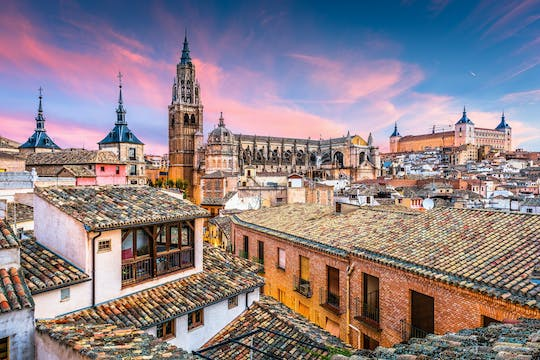 Two-day tour of Madrid and its Royal Palace, Toledo and Segovia