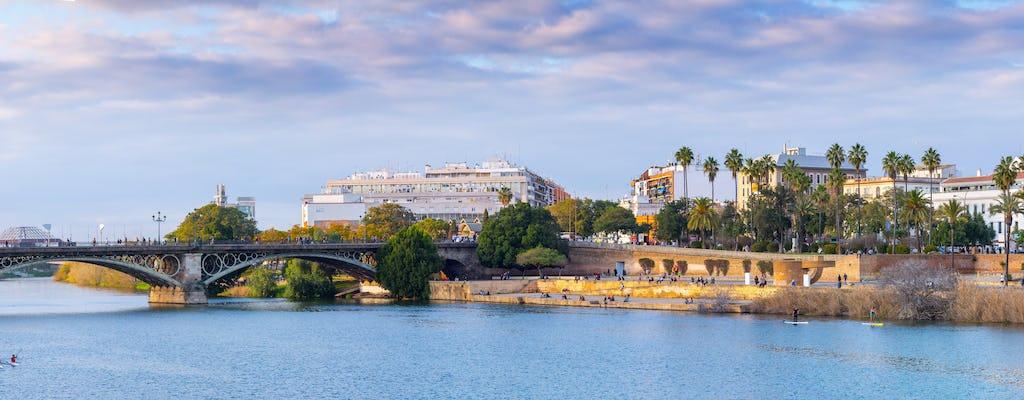 Promenade en yacht exclusive à travers le Guadalquivir