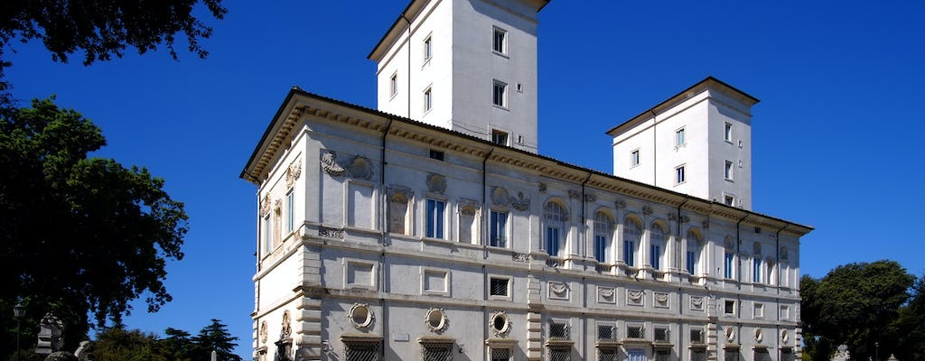 Borghese Gallery and gardens private tour