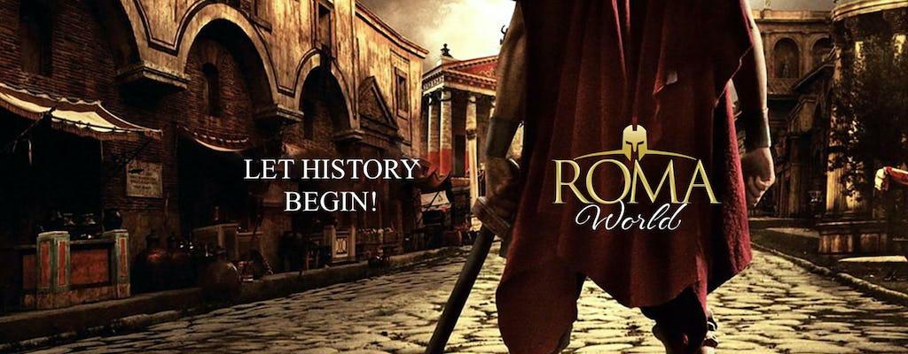Tickets für Roma World
