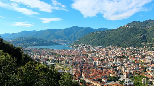 Prywatna wycieczka po jeziorze Como z kolejką linową