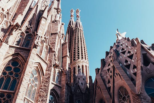 Barcelona and Gaudí guided tour