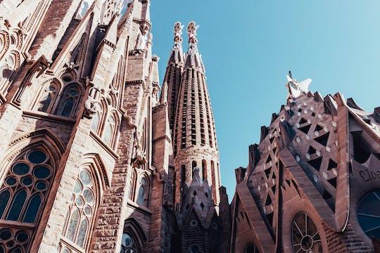 Visita guiada de Barcelona y Gaudí
