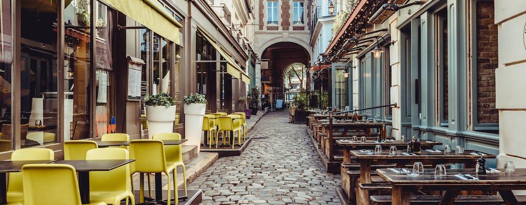 Walking tour of Saint-Germain-des-Prés neighborhood