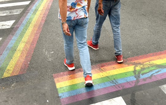 Guided tour of Paris' gay neighborhood
