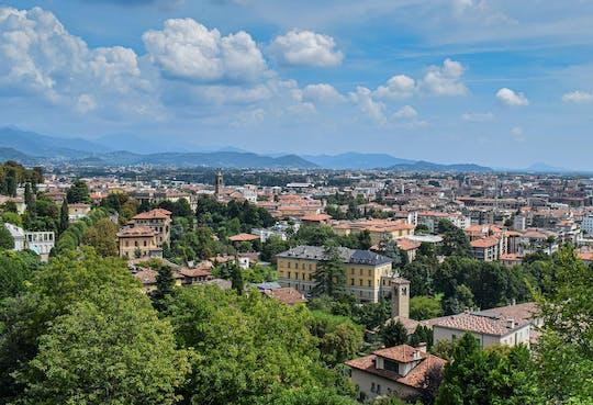 Tour privato a piedi della città bassa di Bergamo