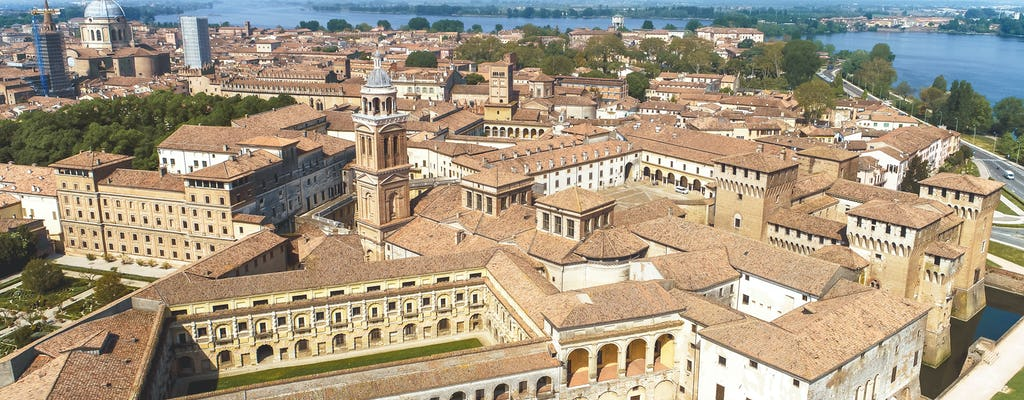 St. George's Castle and Ducal Palace private tour in Mantua