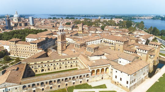 St. George's Castle und Herzogspalast private Tour in Mantua