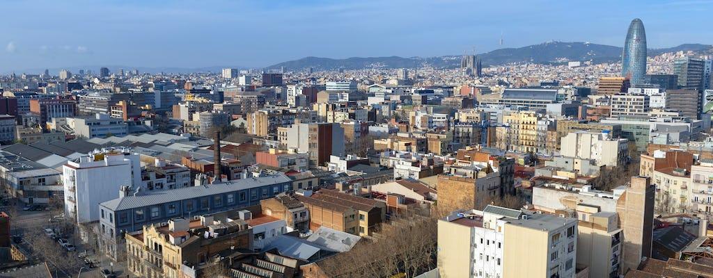 Barcelona e a futura visita guiada