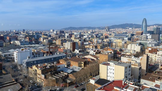 Barcelona and the future guided tour