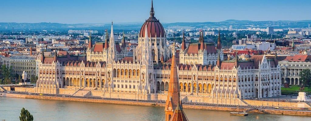 Stadtrundgang durch Budapest