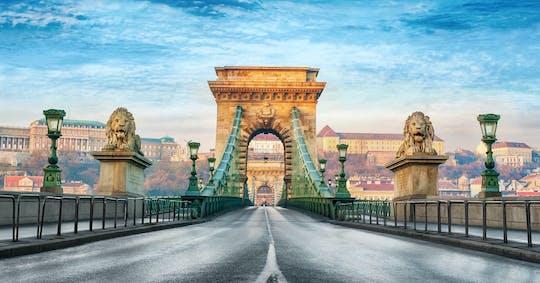 Частная Будапешт обзорная экскурсия