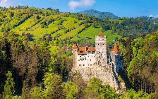 Three castles in one day tour to Transylvania