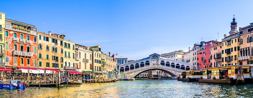 Prywatna wycieczka po Wenecji z audioprzewodnikiem po teatrze La Fenice