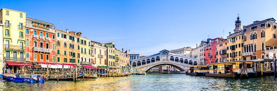 Private tour of Venice with La Fenice Theater audio guide