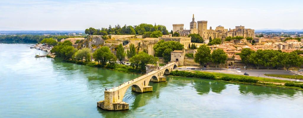The best of Avignon private tour