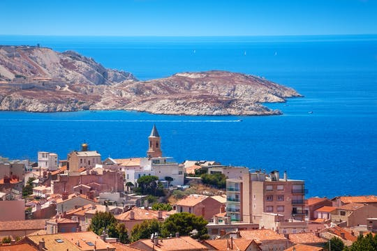 Tour privato di Marsiglia tra terra e mare