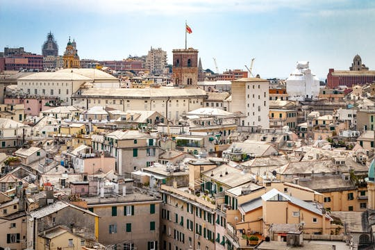 Private walking tour of Genoa
